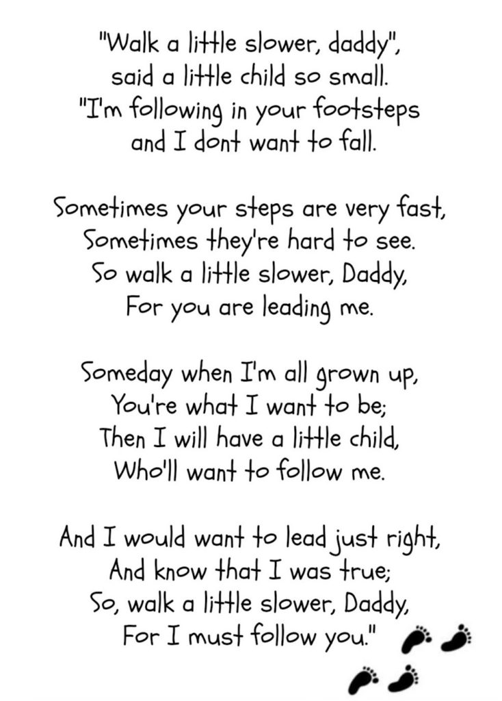 poem happy fathers day