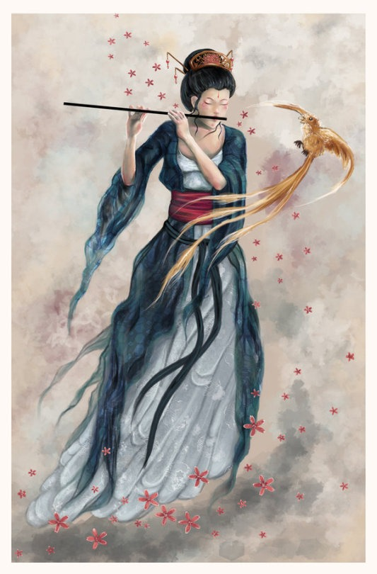 Chinese Goddess RomanticFae