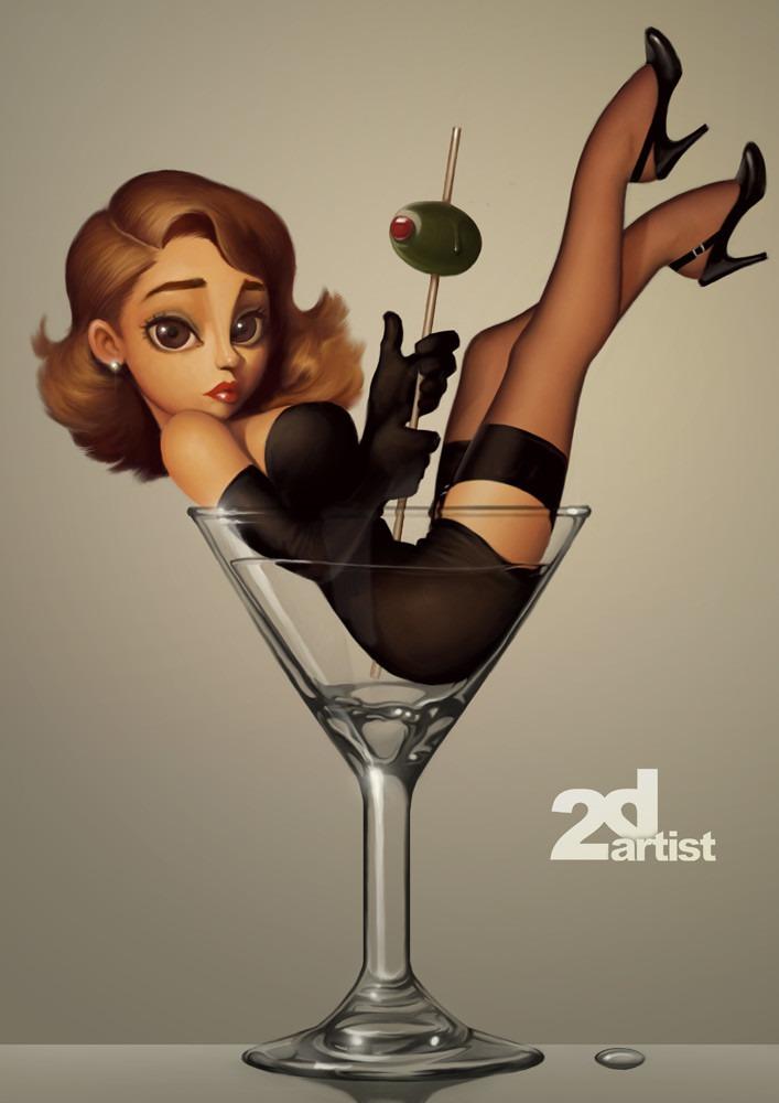 serge birault martini bambi