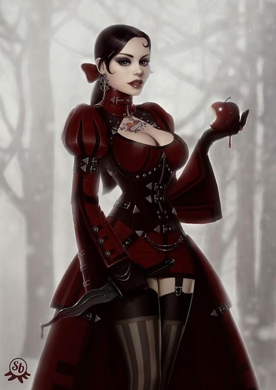 snow white serge birault