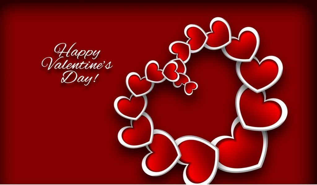 Happy Valentines Day wishes love