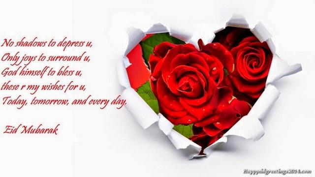 Happy eid husband wife
