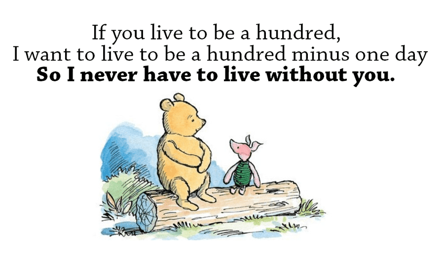 best friend quote pooh