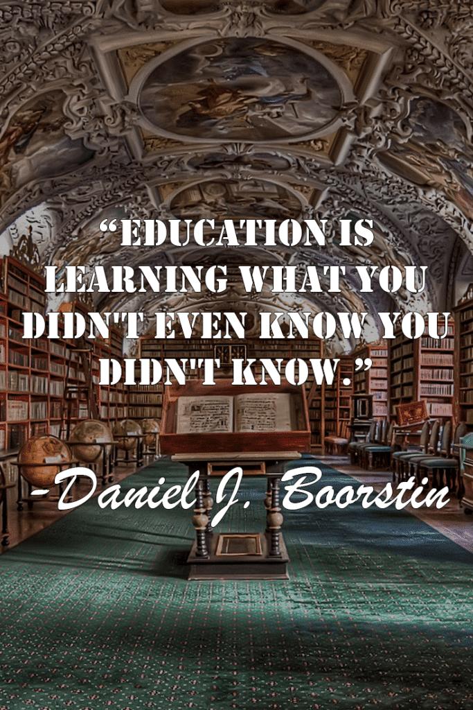 Daniel J Boorstin Quotes