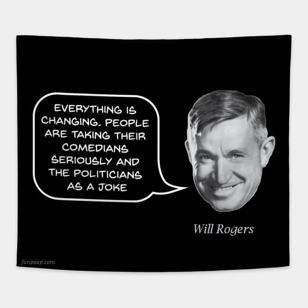 will Rogers funny quote